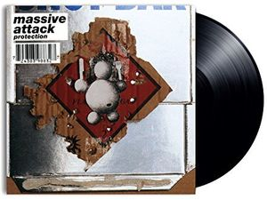 "Massive Attack ""Protection"" 180 Gram Vinyl 2016 Reissue NEW"