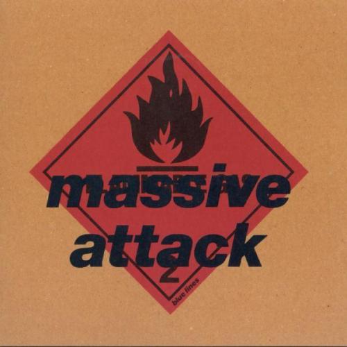 Massive Attack Blue Lines Vinyl