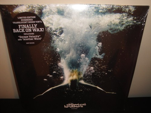 "The Chemical Brothers ""Further"" 2016 2XLP Ltd Ed Colored Vinyl"