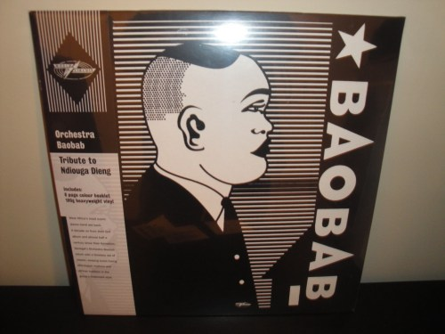 Orchestra Baobab - Tribute To Ndiouga Dieng - 180 Gram with Booklet - West African Vinyl LP