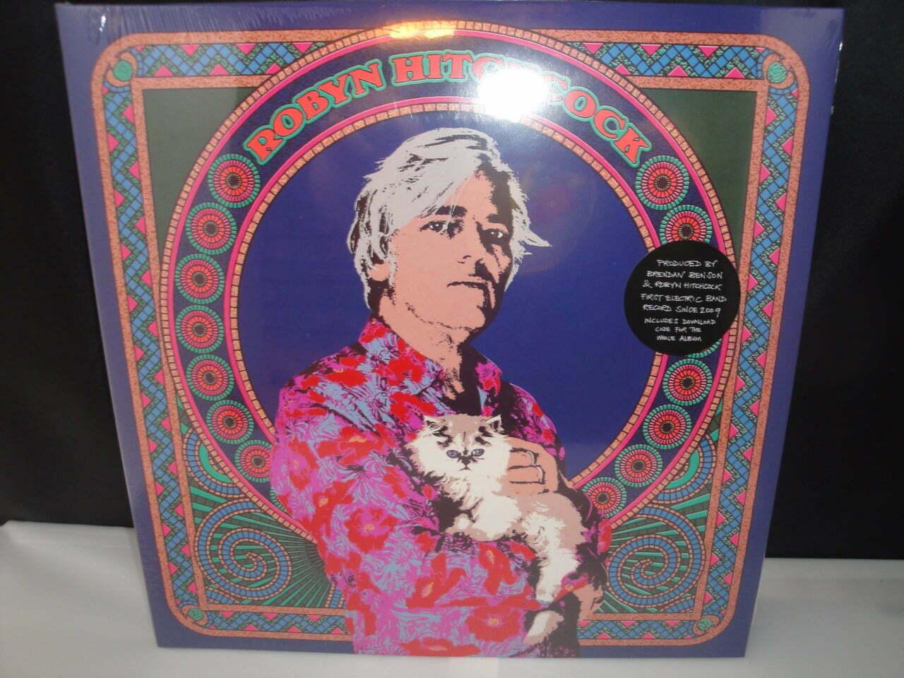 Robyn Hitchcock - Robyn Hitchcock - 2017 Vinyl LP - Yep Roc Records
