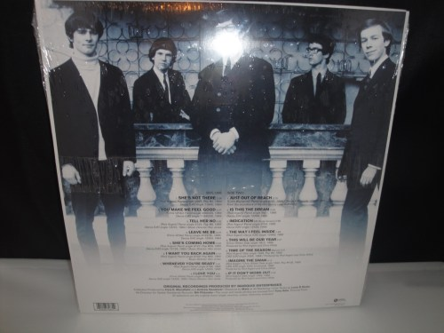"""The Zombies """"Greatest Hits"""" Ltd Ed Remastered 180 Gram 2017"""