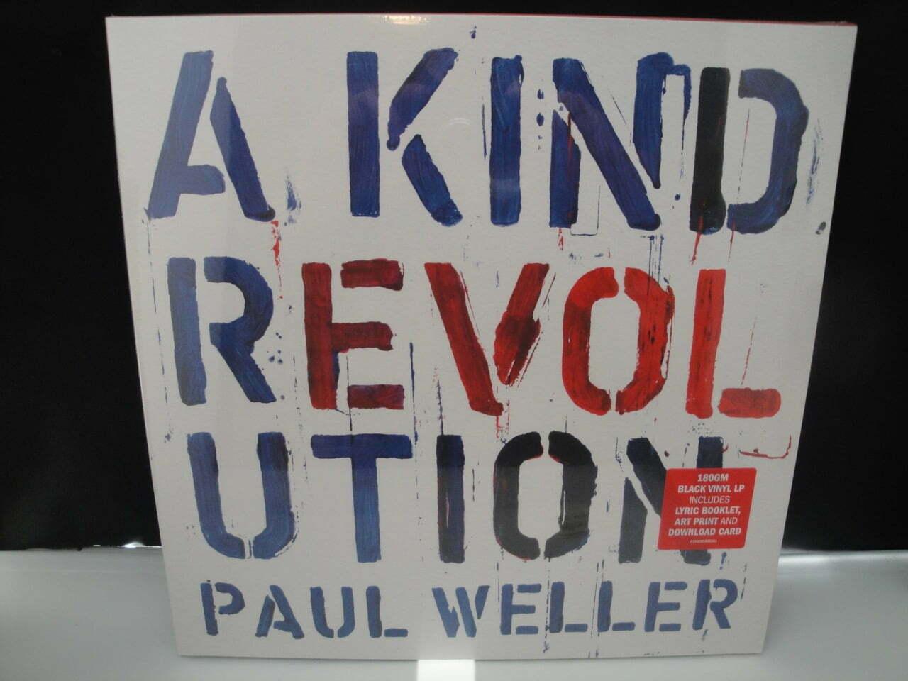 Paul Weller - A Kind Revolution - 2017 180 Gram Vinyl LP