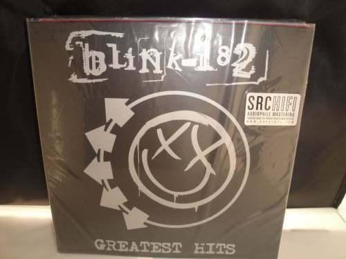 Blink-182 - Greatest Hits 2XLP Audiophile Edition Vinyl
