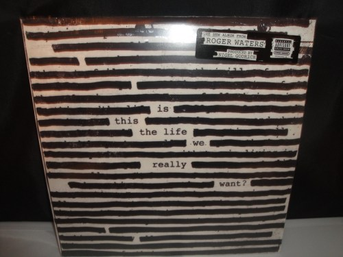 Roger Waters - Is This The Life We Really Want? 2017 180 Gram Vinyl