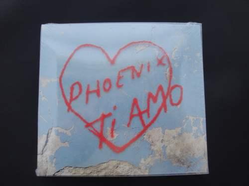 Phoenix - Ti Amo - Compact Disc, New, Sealed 2017