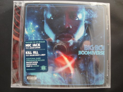 Big Boi - Boomiverse [Explicit Content] - CD, Compact Disc 2017
