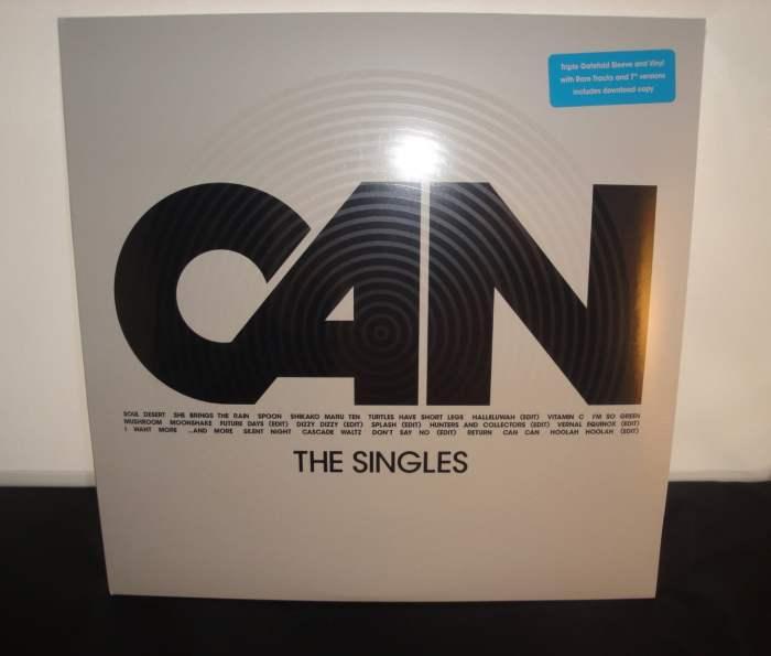 Can - The Singles - 3XLP Vinyl - Mute U.S. 2017