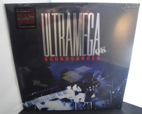 Soundgarden - Ultramega Ok - Expanded Edition 2XLP Vinyl, 2017