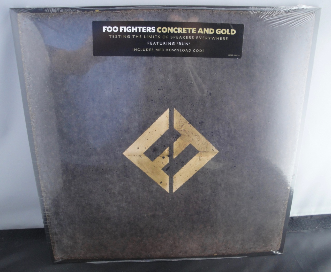 Foo Fighters - Concrete And Gold - 2XLP Vinyl, Gatefold, 2017