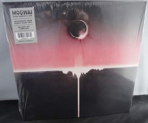 Mogwai - Every Country's Sun - 180 Gram, 2XLP Clear Vinyl, 2017