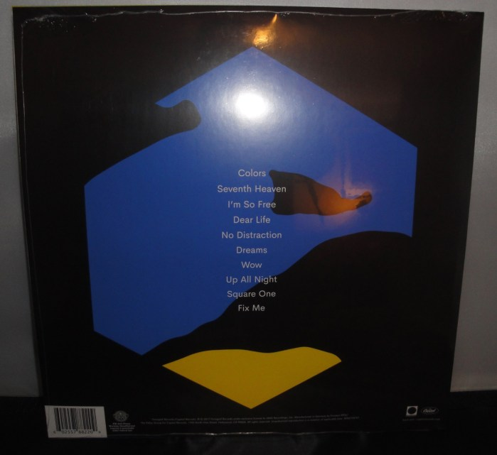 Beck - Colors - Indie Exclusive Yellow Colored Vinyl, LP, 2017