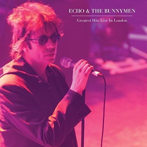 Echo & The Bunnymen - Greatest Hits Live In London - 2017 Vinyl LP, Secret Records