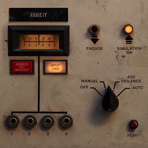 Nine Inch Nails - Add Violence - CD EP, 2017, Digipack