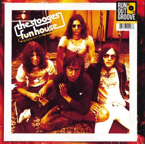 The Stooges - Highlights From The Fun House Sessions - Limited Edition, 180 Gram, Colored Vinyl, 2XLP