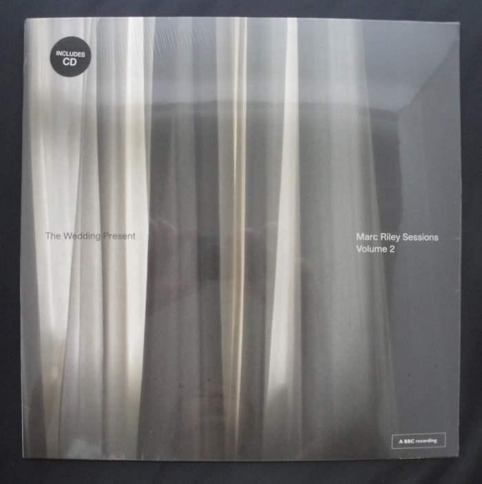 The Wedding Present - Marc Riley Sessions Volume 2, Vinyl, LP, Hatch, 2017