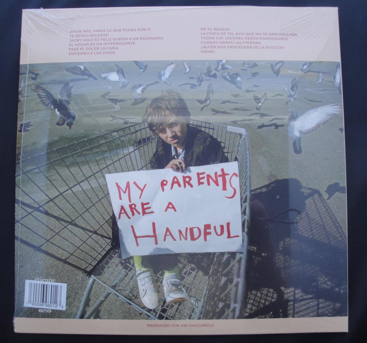 Morrissey - Low In High School - Orange Colored Vinyl, LP, 2017 (Spanish)