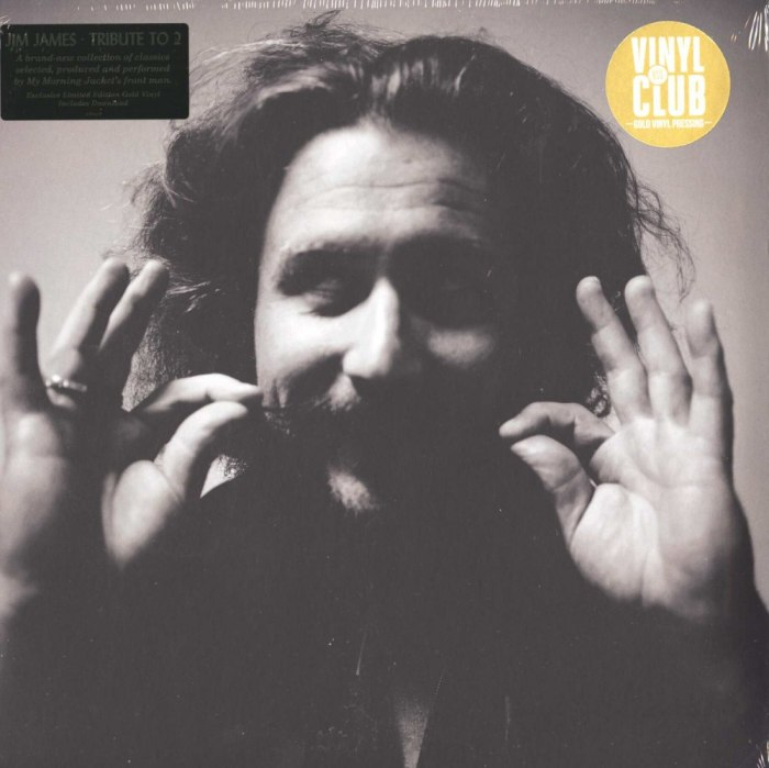 Jim James - Tribute To 2 - Limited Edition, Gold Colored Vinyl, LP, 2017