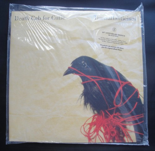 Death Cab For Cutie - Transatlanticism - 10th Anniversary Edition, 180 Gram, 2XLP, Vinyl
