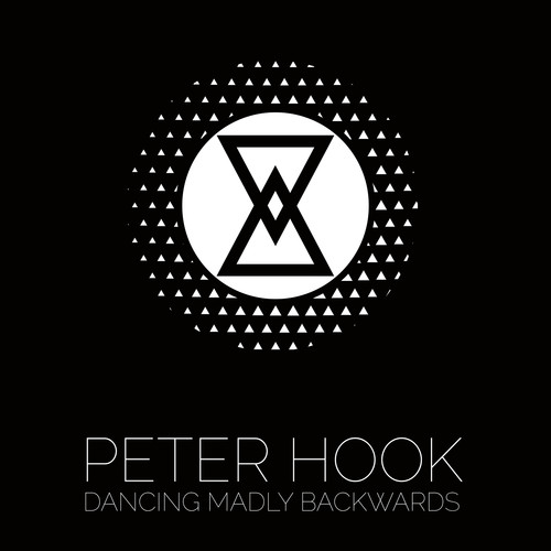 "Peter Hook and Ministry - Dancing Madly Backwards - Split 12"", Colored Vinyl, Cleopatra, 2017"