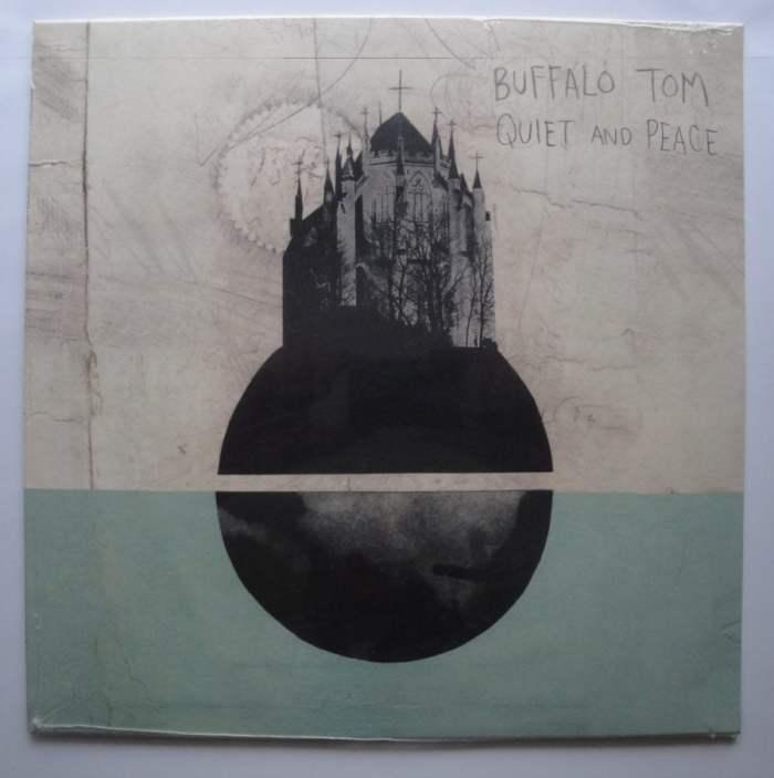 Buffalo Tom - Quiet and Peace - Ltd Ed Coke Bottle Clear Vinyl, LP, Schoolkids Records, 2018