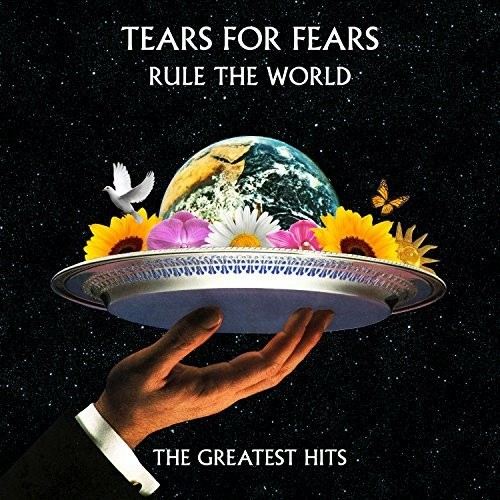 "Tears For Fears ""Rule The World"" Double Vinyl, Greatest Hits + 2 New, Import, 2018"