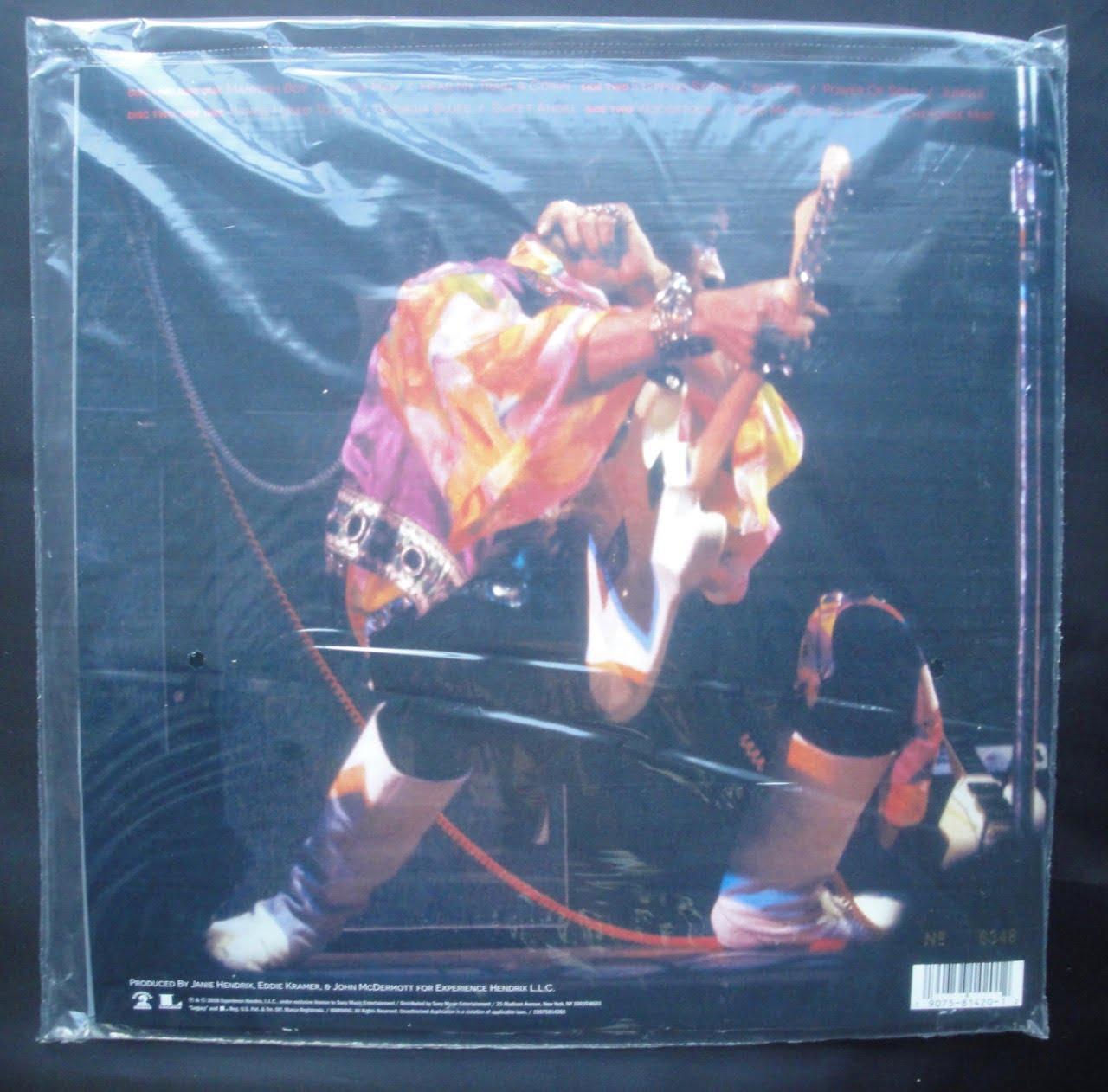 Jimi Hendrix - Both Sides of the Sky - 2XLP, 180 Gram Vinyl, Gatefold Jacket, 2018