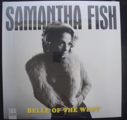 Samantha Fish - Belle Of The West - Vinyl, LP, Ruf Records, Blues, 2018