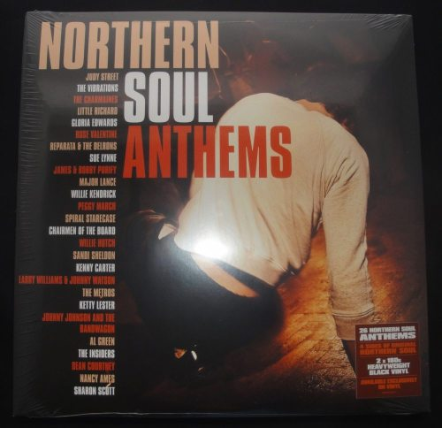 Various Artists - Northern Soul Anthems - 2XLP, Demon Records UK, Import, 2018