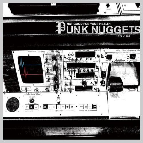 Various Artists - Punk Nuggets - Ltd Ed, 2XLP, White, Colored Vinyl, 2018