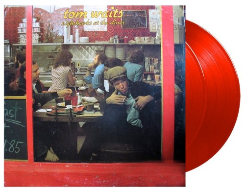 Tom Waits - Nighthawks At The Diner, Red Double Vinyl