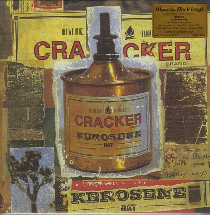 Cracker - Kerosene Hat [Import] - Limited Edition, 180 Gram, Double Vinyl, Music On Vinyl, 2018