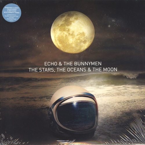 Echo & The Bunnymen - Stars The Oceans & The Moon - Ltd Ed 2XLP Luminous Vinyl, 2018