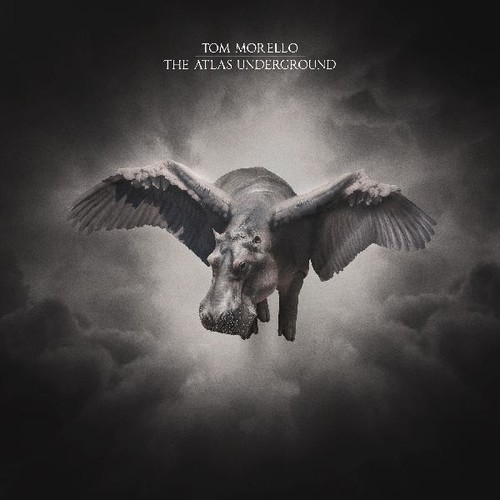 Tom Morello - Atlas Underground - Limited Edition, Gold/Black Vinyl, Mom + Pop, 2018