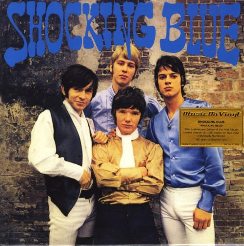 Shocking Blue - Shocking Blue, 50th Ann., Blue, Colored Vinyl, MOV, 2018
