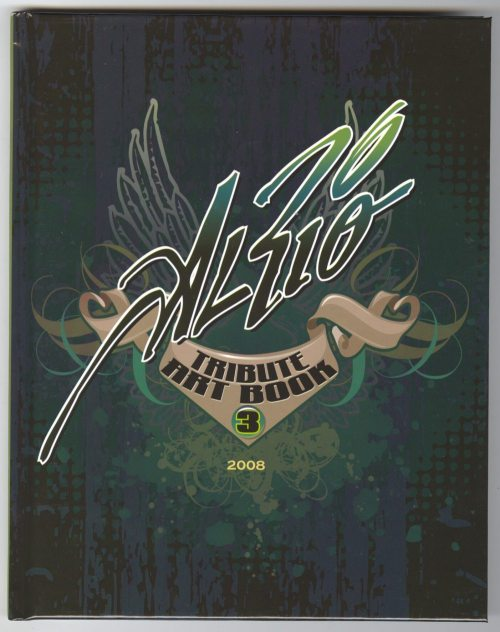 Al Rio Tribute Art Book Volume 3