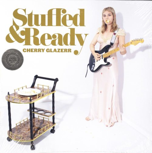 Cherry Glazerr - Stuffed & Ready - Limited, Opaque Red, Colored Vinyl, Secretly Canadian, 2018