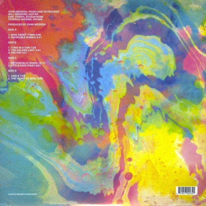 John Medeski - Mad Skillet - Vinyl, LP, Indirecto Records, 2019