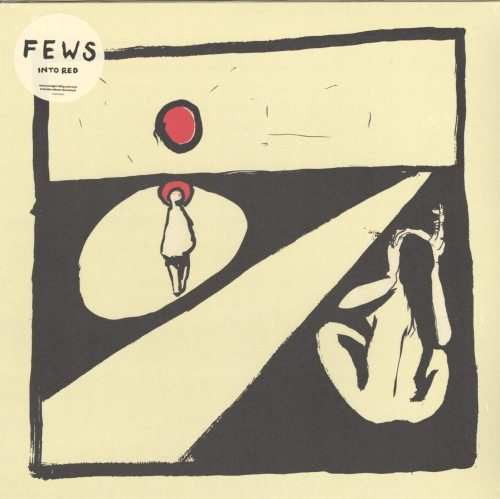 Fews - Into Red - Ltd Ed 180G Red Vinyl, Play It Again Sam, 2019