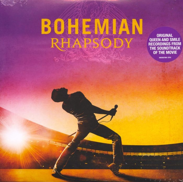Queen - Bohemian Rhapsody - Double Vinyl, LP, Hollywood Records, 2019