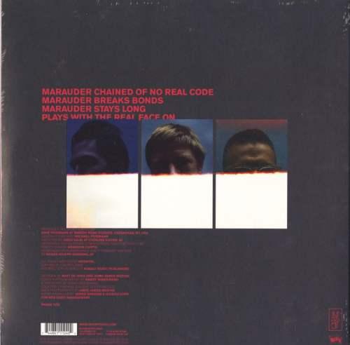 Interpol - Marauder - Limited Edition, Cream, Colored Vinyl, LP, Matador Records, 2019