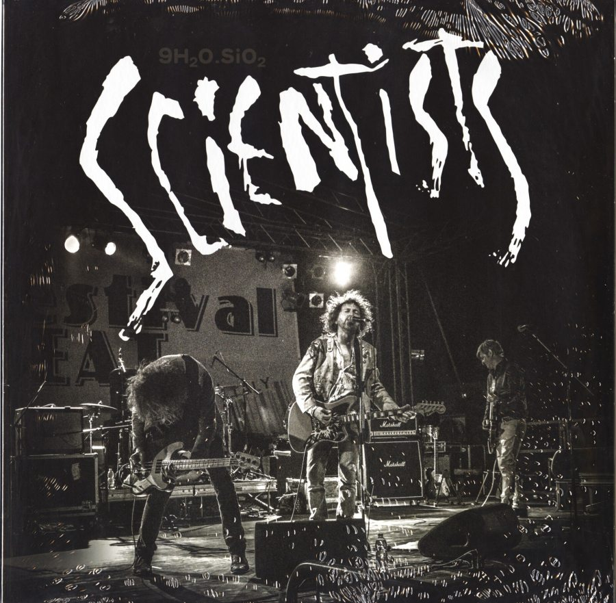 Scientists - 9H2O.SiO2 - Vinyl, LP, In The Red, 2019
