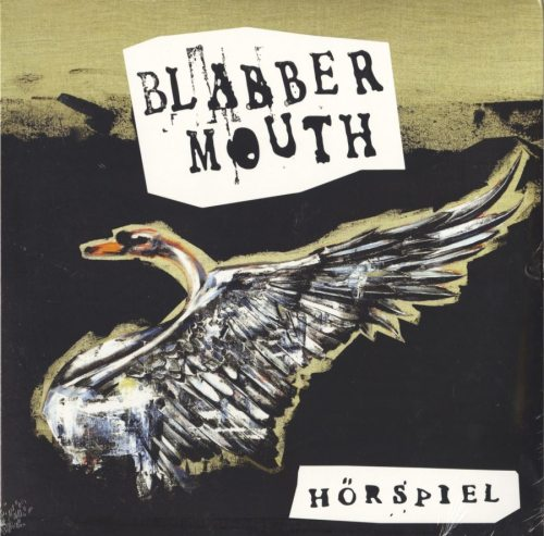 Blabbermouth - Horspiel - Vinyl, LP, Lu Edmonds, Mark Roberts, Import, Dirter Promotions, 2019