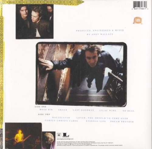 Jeff Buckley - Grace - 180 Gram, Vinyl, w Artwork, Legacy Vinyl, 2011
