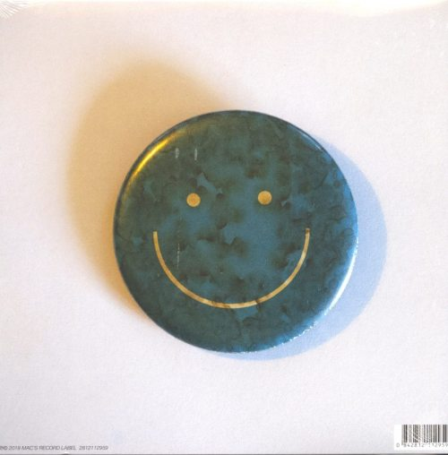 Mac Demarco - Here Comes The Cowboy - Ltd Ed, Green-Black Vinyl, LP, Mac's Record Label, 2019