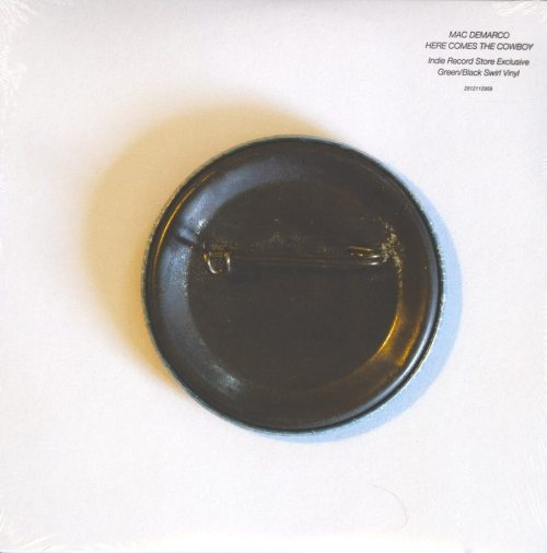 Mac Demarco - Here Comes The Cowboy - Ltd Ed, Green-Black Vinyl, LP, Mac's Record Label, 2019