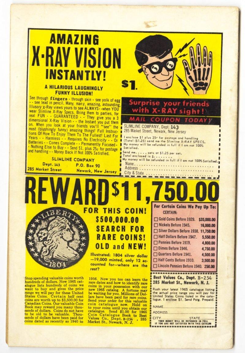 Marvel Tales #2, 1965, Silver Age, Marvel