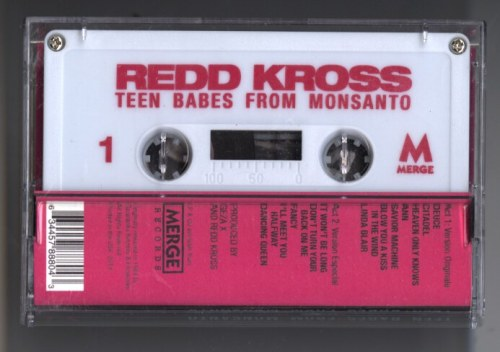 Redd Kross - Teen Babes From Monsanto - Limited Edition of 250, Cassette, Reissue, Burger Records, 2019