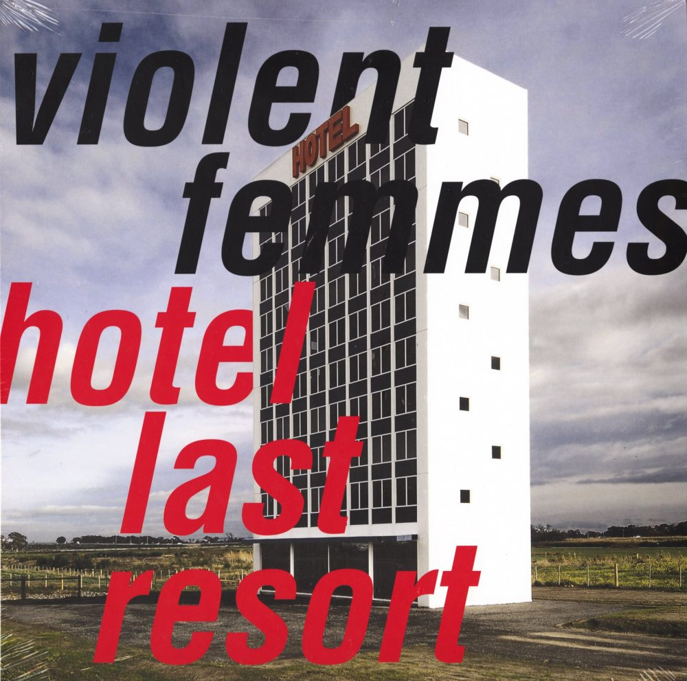 Violent Femmes - Hotel Last Resort - Limited Edition, Blue, Colored Vinyl, Pias America, 2019