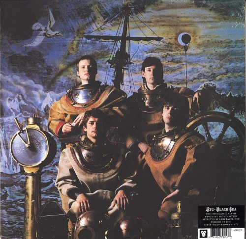 XTC - Black Sea - Limited Edition, 200 Gram, Vinyl, LP, Ape House Uk, 2019